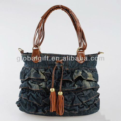 Denim Bags For Girls