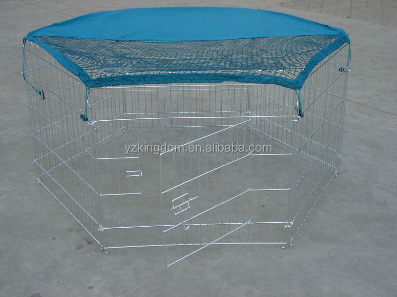 Painted Dog Cage