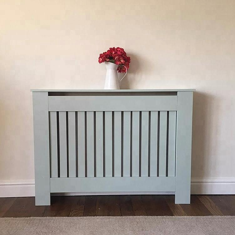Radiator cover too small radiant flap disc