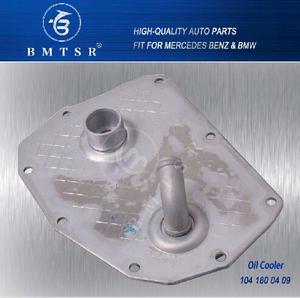 Auto Transmission Oil cooler OEM 104 180 04 09 engine M104