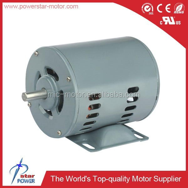 1440rpm 4 Pole 220v Electric Air Compressor Motor