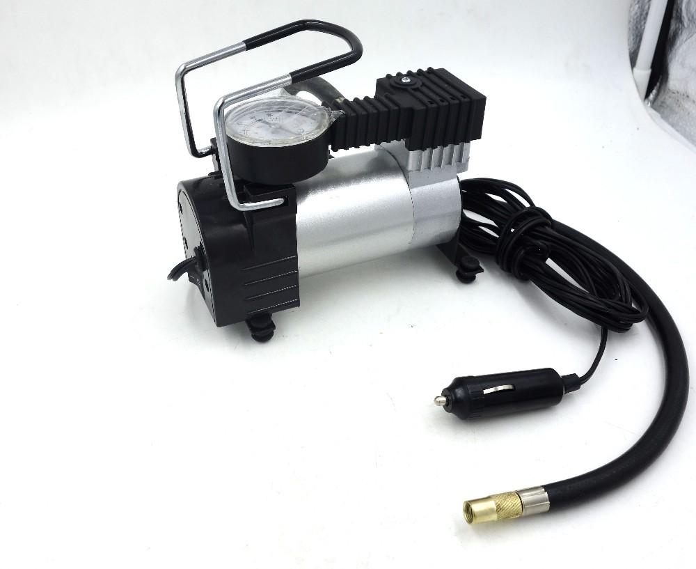 NEW Portable Mini Electric Air Compressor For Car Tire Inflator Pump 12 V 150 PSI