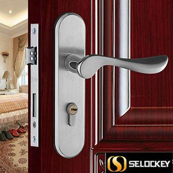 304 Rvs Waterdichte Intelligente Hotel Deurslot Interieur Slaapkamer ...