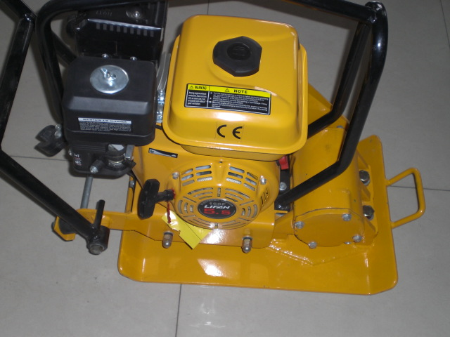 Vibratory Road Machine Road Roller Plate Compactors