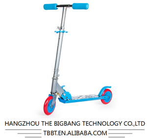 BIGBANG SPORTS CE products all ECO material two wheels kids kick scooter for france market