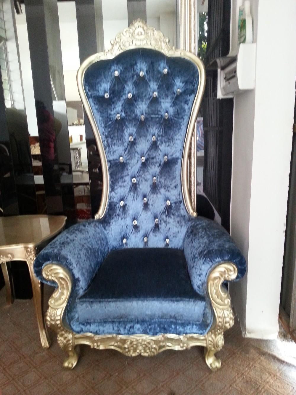 Extrêmement Le Roi Chaise Trône Chaises Alice Chaises - Buy Product on Alibaba.com KG15