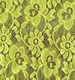 TH-8901 changle tianhua high quality yellow flower knitted africa lace for bridal gown