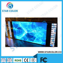 small pixel indoor P2 High resolution stage led display for advertising video wall