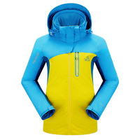 winter outdoor Childrens 3 in1 Jackets