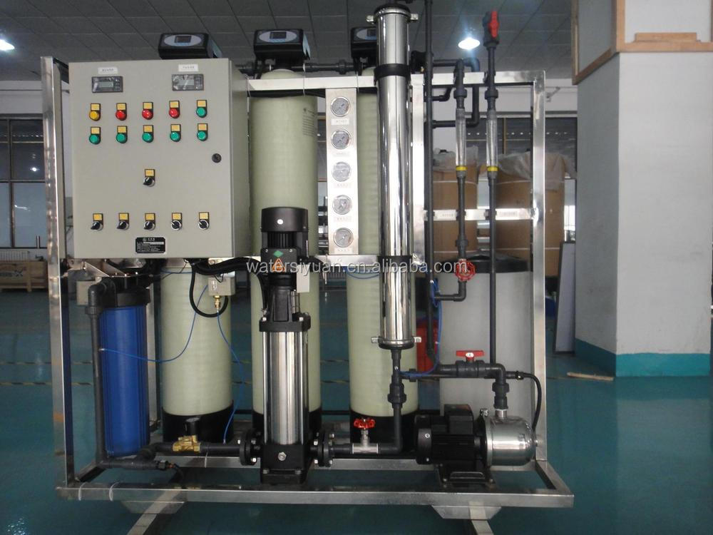 Small Scale Mineral Water Plant/water Machine For Small Business ...