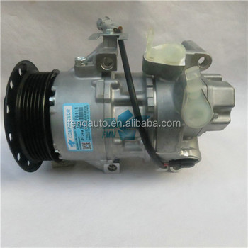 Car Air Conditioner Ac Compressor Denso 5ser09c For Toyota Corolla Yaris Buy Car Air Conditioner Ac Compressor Denso 5ser09c Air Conditioning
