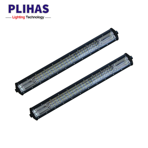 High power 26 inch 360w offroad wholesale auto strobe LED light bar long dual rows car LED lamp bars