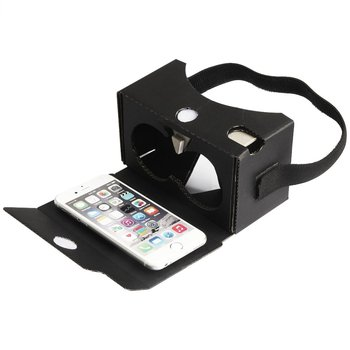 2017 virtual reality 3d video glasses for mobile phone