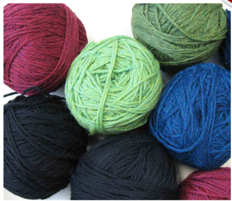 Baby 8 Ply Wool Hand Knitting Yarn For Baby Super Soft Fancy Wool ...
