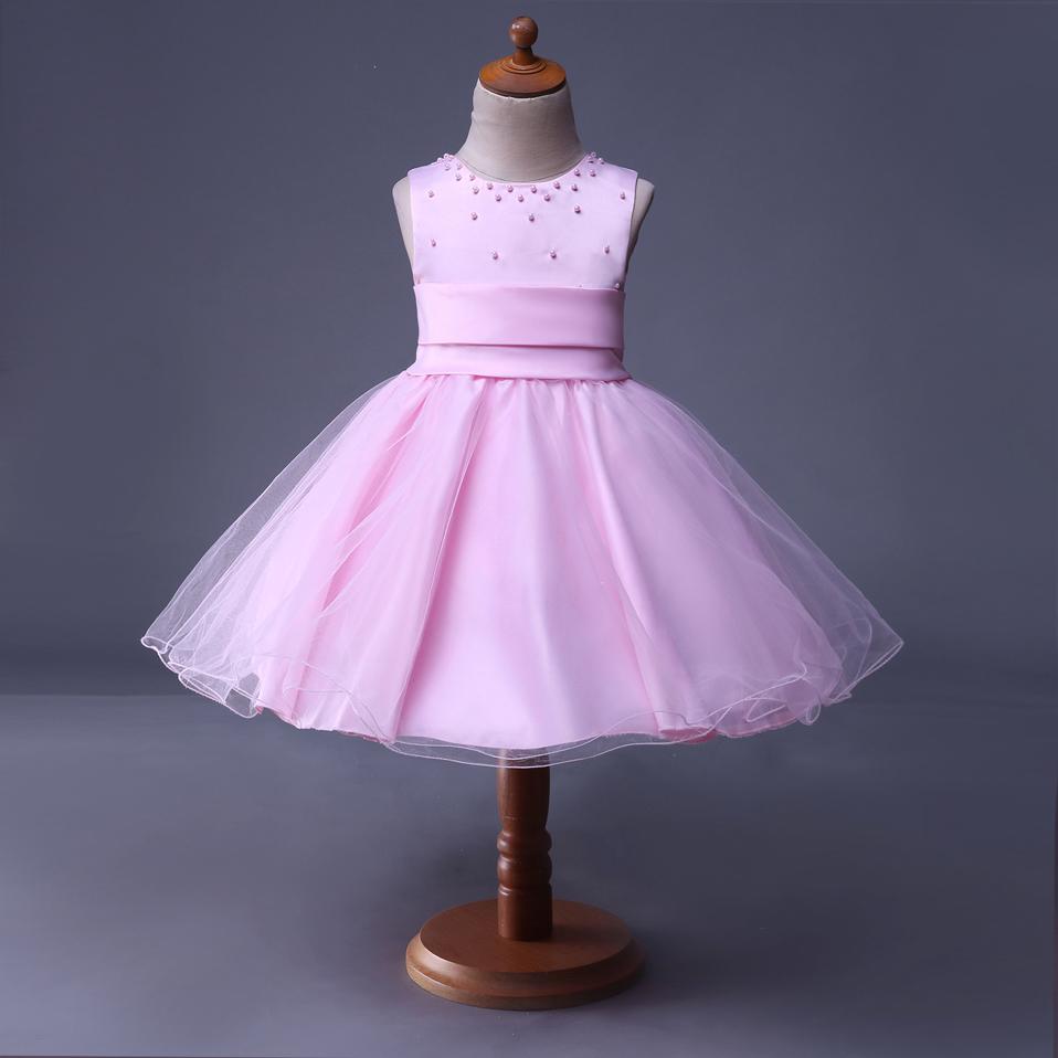 Venta al por mayor vestidos para niña de 6 años-Compre online los ...