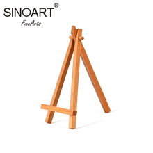 Hot Sale Stand Art Mini Wooden Table Top Easel For Display