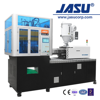 ISB800-3 One-step Injection Blow Molding Machine for PET,PC,PP bottles