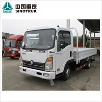 low price high quality SINOTRUK HOWO 7 ton SINOTRUCK mini 6 wheeler cargo truck for sale