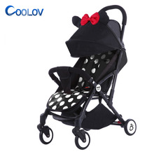 Hot sale lightweight factory foldable like baby yoya stroller