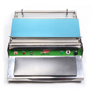Food/meat /vegetables Hand Wrapping Machine for sale