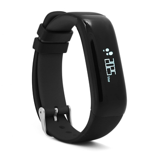 New fitness tracker smart band sleep monitor smart bracelet blood pressure cheap custom silicone bracelet