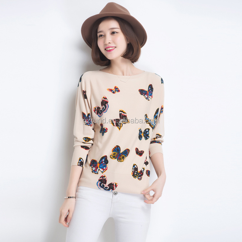 Guangzhou Clothing Factory Women Lastest Lycra Blouse Ladies Designs