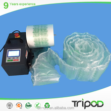 Tripod Void Fill Air Cushion Machine, air cushion bags making machine