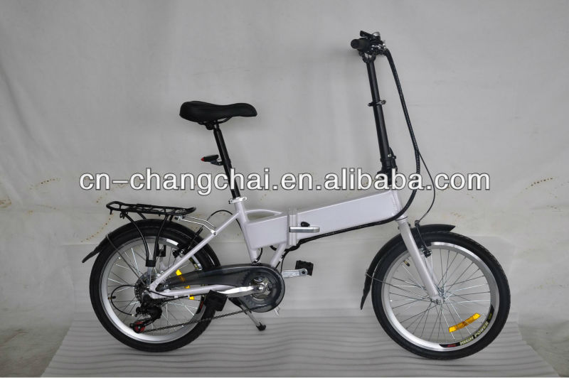 en15194 battery power assisted foldable electric bicycle