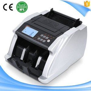 S85 ZC-980 note and money counter machine for fakenote counting and detecting