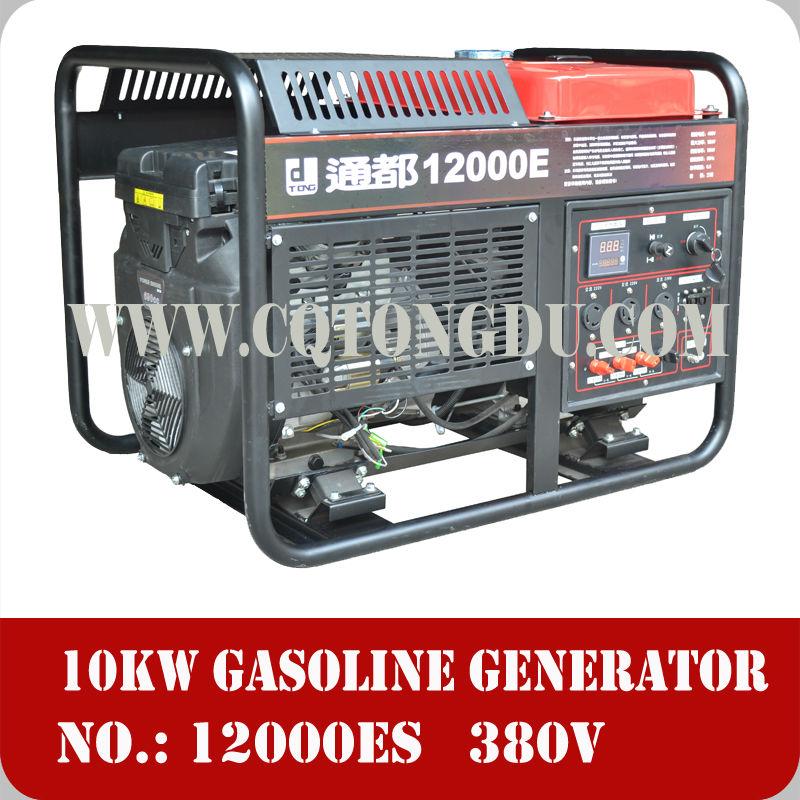 Oem de alta potencia gasolina 12 kw generador titan - Generadores de gasolina ...
