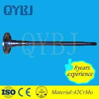 Jinan qiangyu auto parts cardan shaft trucks, Drive Shaft Center support Bearing for I suzu ,durable driving axle shaft