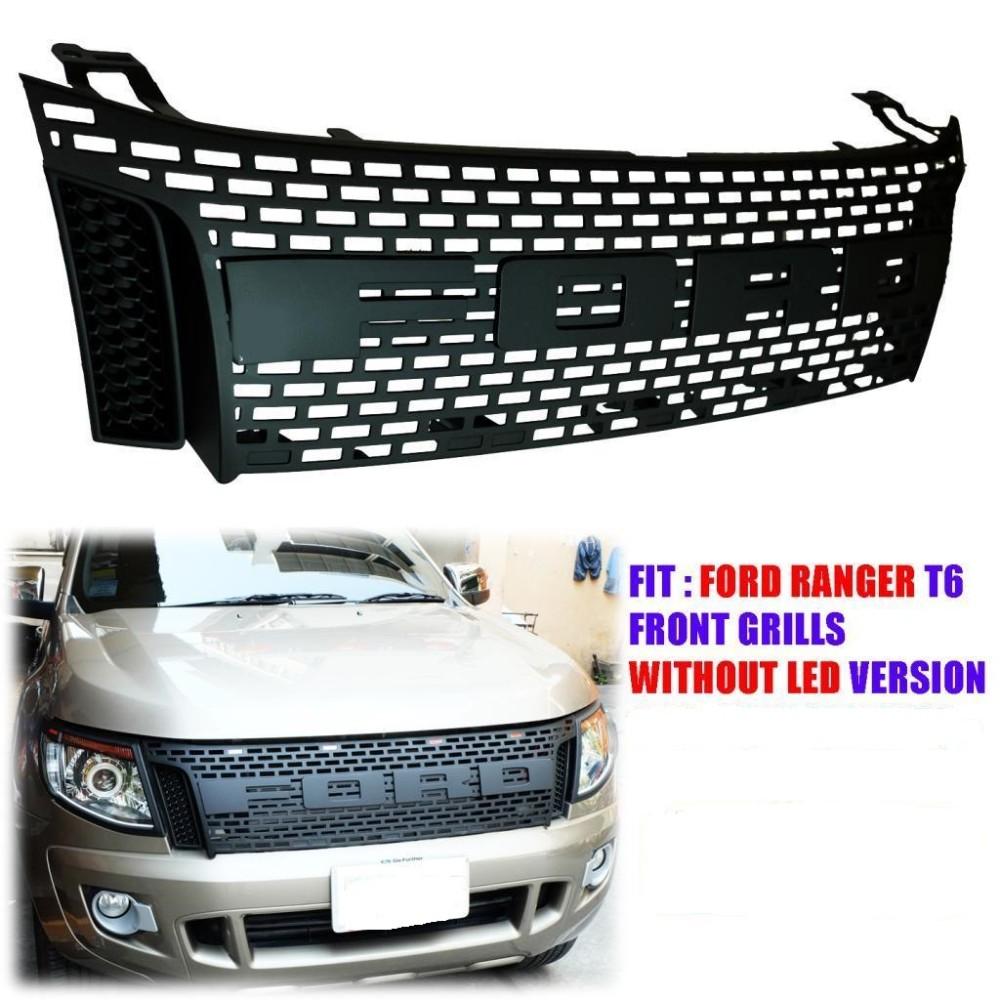 grille for ford ranger raptor px t6 12 15 buy ranger. Black Bedroom Furniture Sets. Home Design Ideas