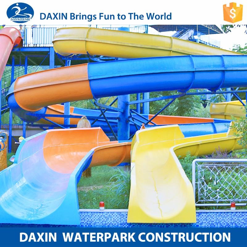 Nip slip at water park