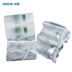 Plastic Air Cushion Film bubble sheet transporting process