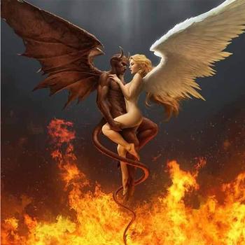 Секс с ангелом