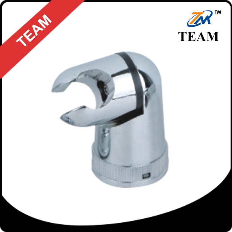 TM-7029 Square plastic ABS 100% cixi Wall bracket hand held shower head Bathroom Accessories chrome Bracket Holder