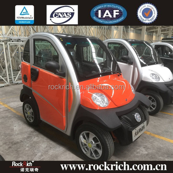 Por Design Mini Smart Electric 2 Seat Small Cars Hot Ing In Europe