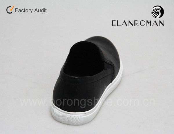 shoes on footwear slip black quality mens leather High casual end x7zWnqF