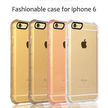 Mobile phone Case For iphone 6,Transparent clear Cover case For Apple phones,cell phone case for iphone 6s