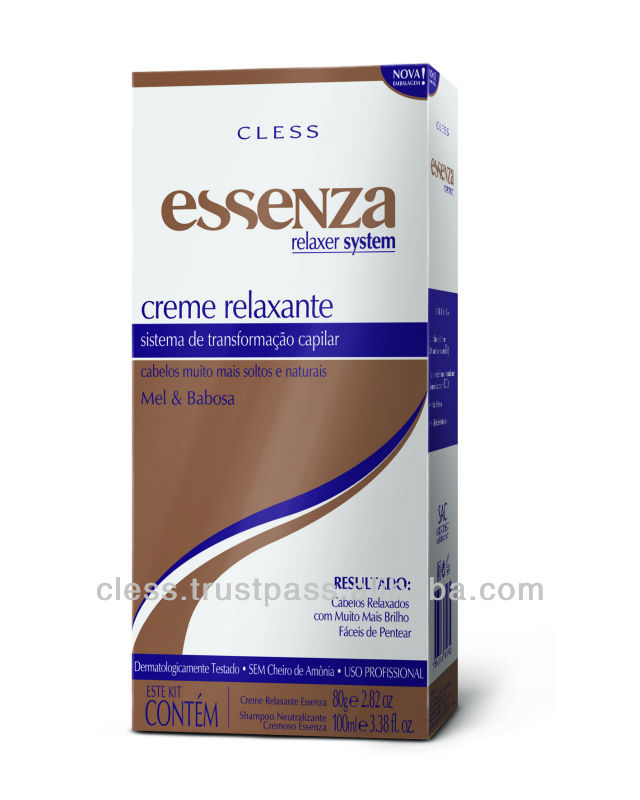 Cless ESSENZA creme Relaxer Kit