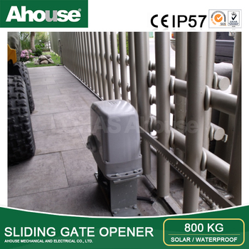 Ahouse Small Automatic Sliding Gate Openers,Dc Electric Motors 24 Volt -  Buy Dc Electric Motors 24 Volt,Small Automatic Gate Openers,Sliding Gate