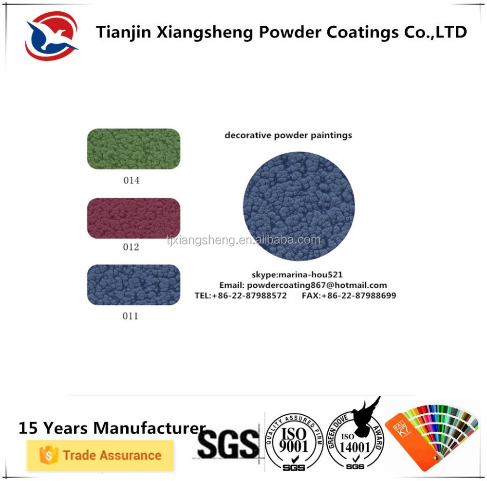 Free Samples Exterior Polyester TGIC Powder <strong>Coating</strong>