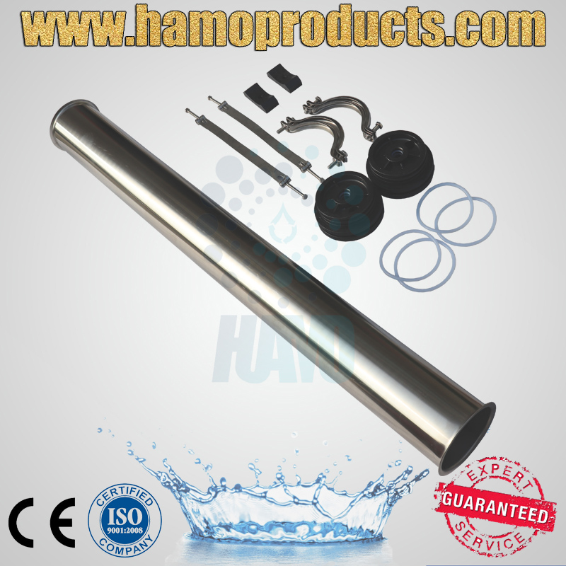 ABS End Cap SS RO membrane housing/ stainless steel membrane housing