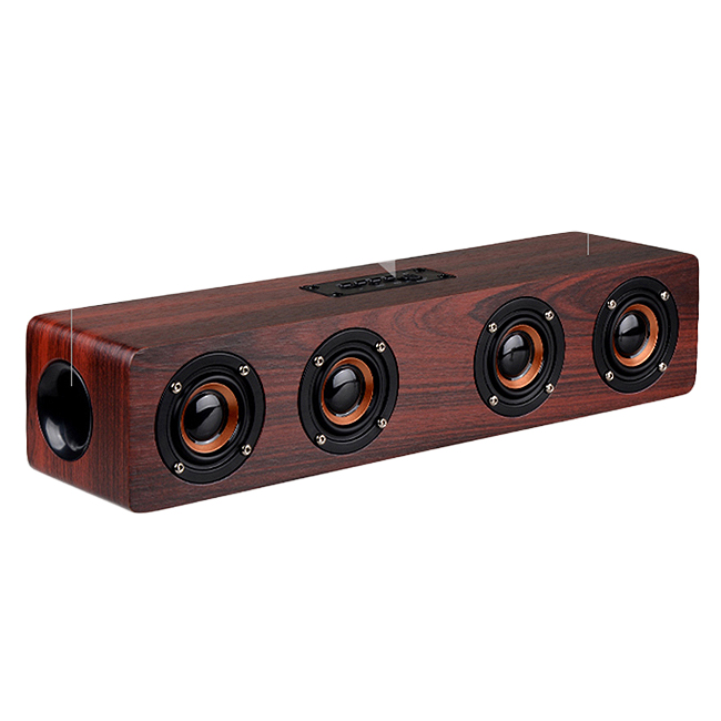Amazon Best Sell Wooden Computer Box Speaker The Best Choose At Home Speakers System