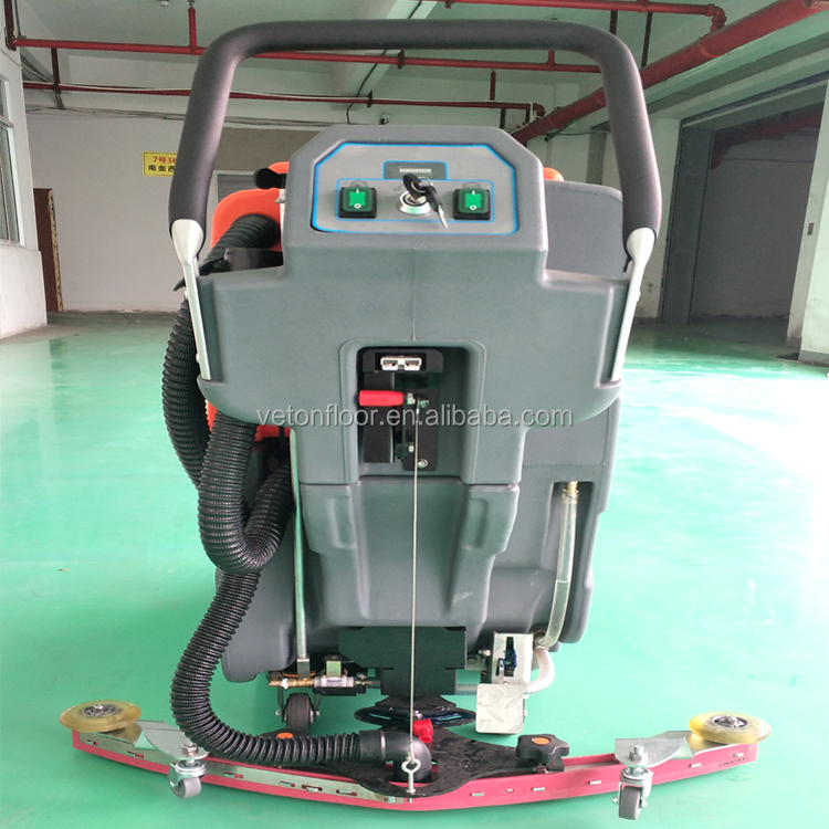 Vfs 510 Hot Industrial Floor Cleaning Machine Floor