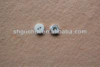 1 inch custom high qualkity shirt wood buttons 40mm