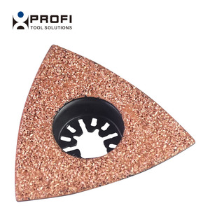 80mm Carbide Rasp Grout/ Mortar Remover Oscillating Multi Tool Saw Blades