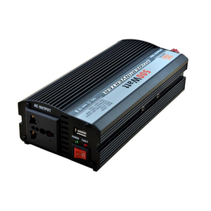 China Manufacturer Price 500w 12V DC to 220V AC Modified Sine Wave Power Inverter Converter