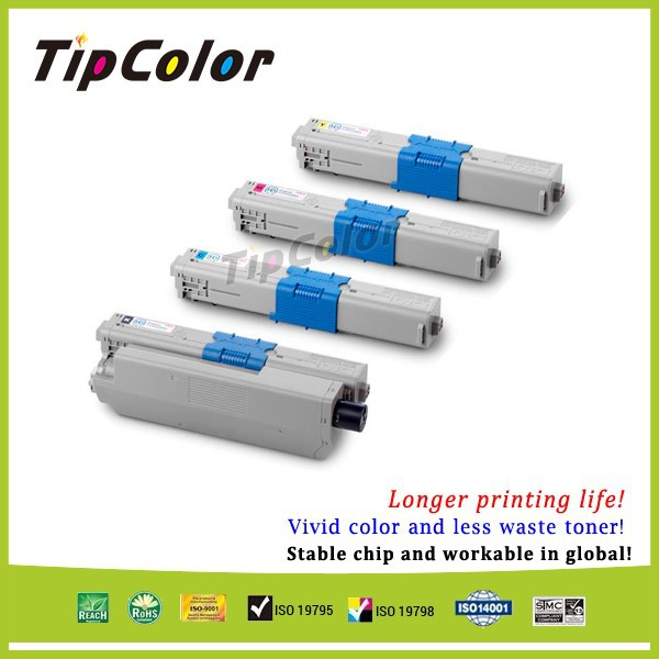 Compatible Oki ES5461 Laser Toner Cartridge For Okidata With Photo-Quality Color