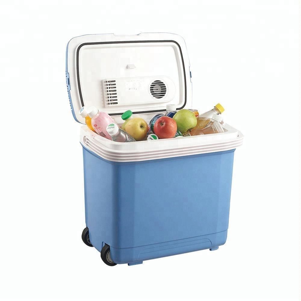 New Design 12 V Mini Car Cooler Box Freezer Fridge